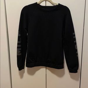 Lululemon Polar Tech crew neck sweatshirt